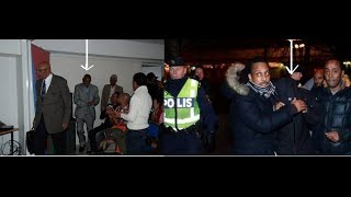 fthiradio december 1 2013 eritrea s defense minster sebhat ephrem in sweden