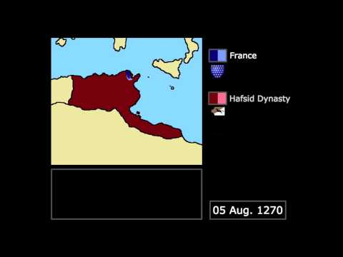 [Crusades] The Eighth Crusade (1270): Every Week