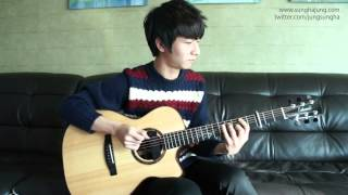 [3.77 MB] (Bruno Mars) Locked Out Of Heaven -Sungha Jung