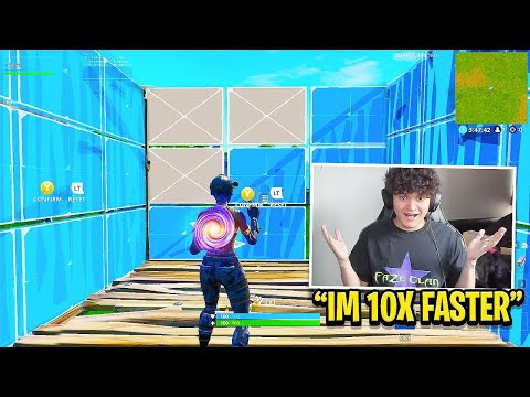 FaZe Jarvis Teaches You How to Edit Faster in Fortnite