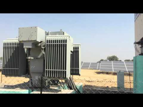 Haryana Sirsa One Mega Watt Solar Power Projects By Mayur Solar Pvt. Ltd. (India)