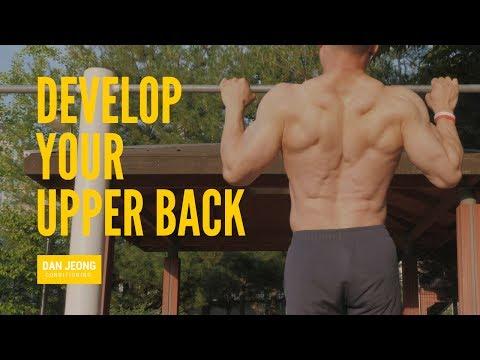 Develop Your Upper Back Using this Technique (턱걸이 할때 등근육을 사용하는 방법)