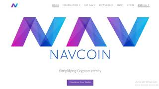 Why NavCoin is My New Favorite Coin | Fast/Cheap Transactions, Private, Easy to Use