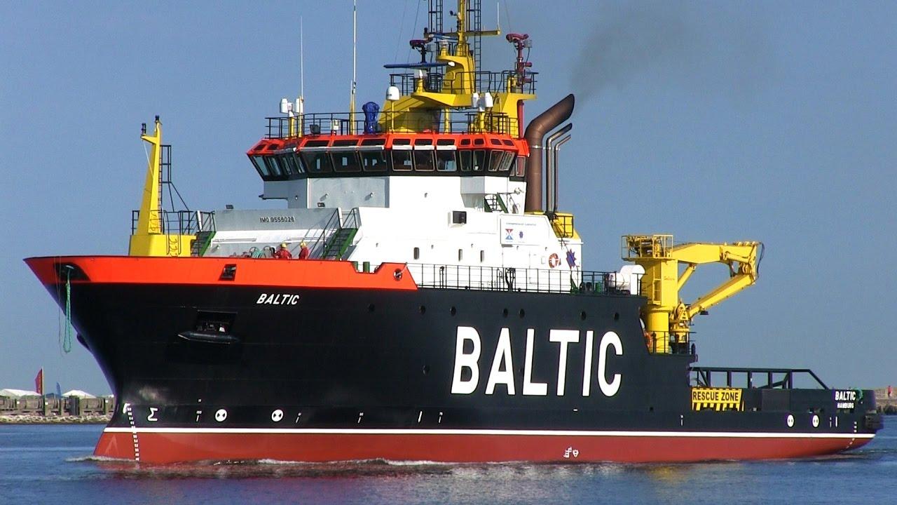 1986 Baltic 35