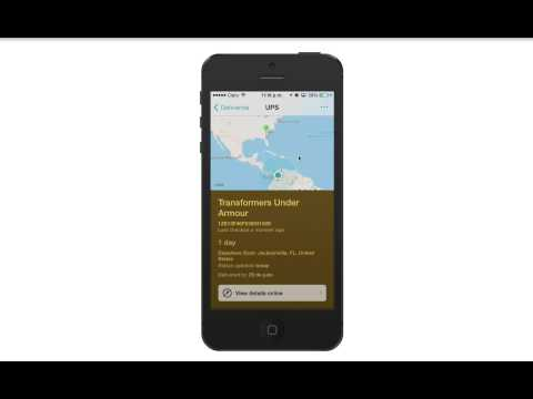 Review App iOS: Delivery Status touch by Junecloud LLC