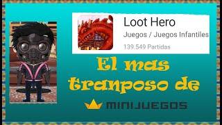 loot hero Soy el mas tramposo de Minijuegos.com