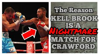 🔴Upset Alert: Kell Brook will beat Terence Crawford_ Heres why