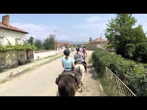 Riding Base Balkan, Bulgarian trail - Day 5