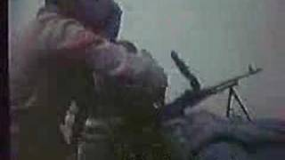 iranian soldier fighting real
