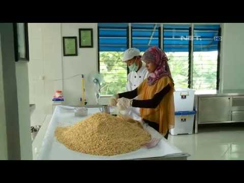 NET12 - Produksi Tempe di Rumah Tempe Indonesia yang Higienis dan Ramah Lingkungan