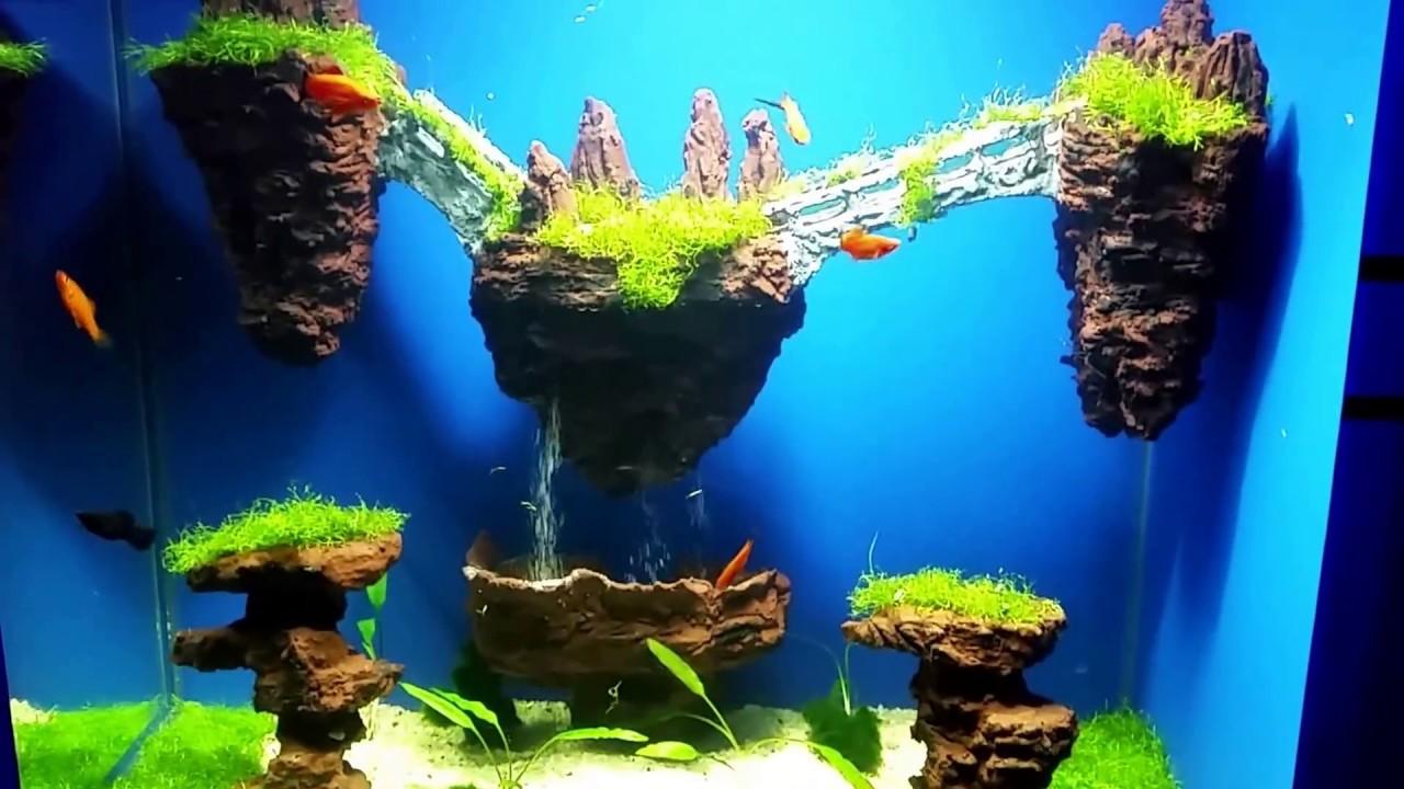 Avatar Aquarium Welcome To Pandora Aquarium Sand