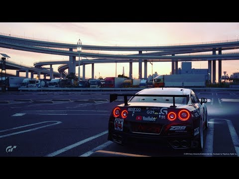 Gran Turismo Sport - Warm Up At LeSarthe - Open Lobby With Erickgtr3123 - 11/21/18 #learn #cnf