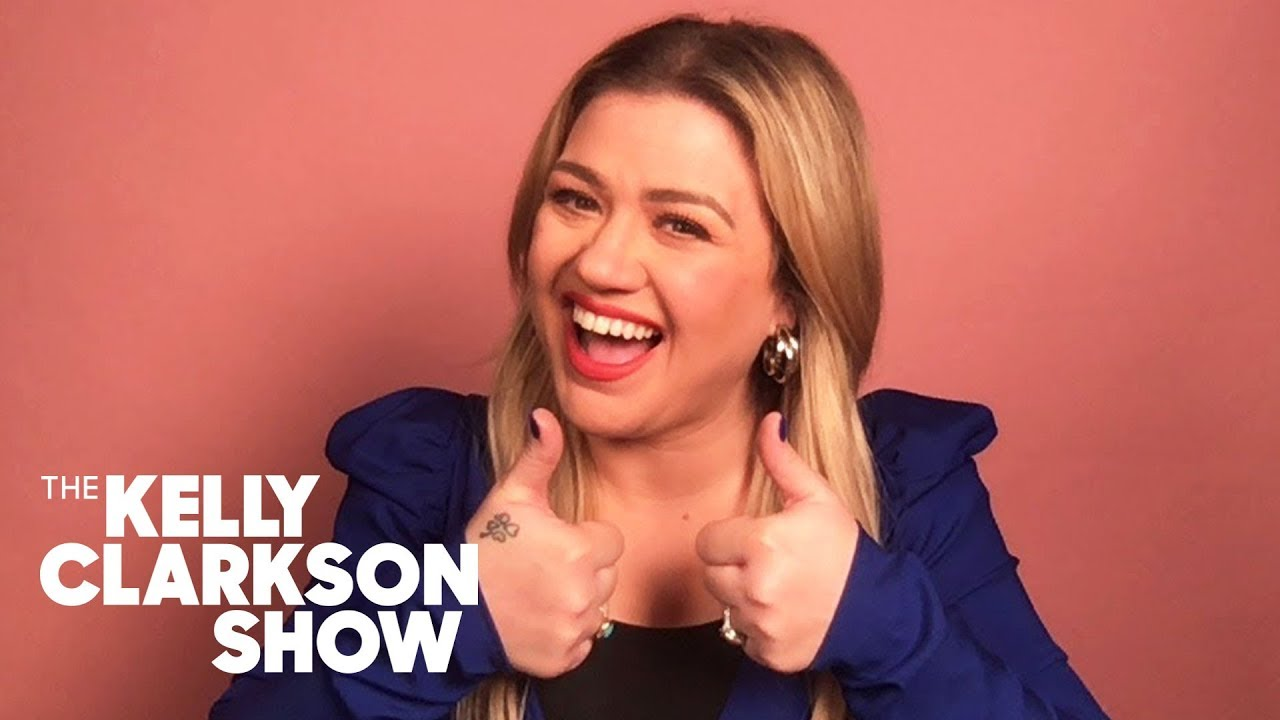 Thirsty Thursday! LIVE With Kelly Clarkson