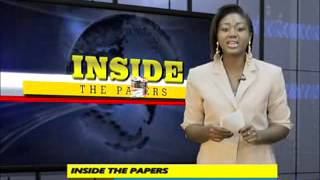 INSIDE THE PAPERS DU  16  02  2015