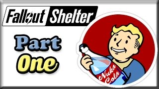 WALKTHROUGH - Fallout Shelter Gameplay, Fallout Shelter Part 1 (Tips and Tricks)