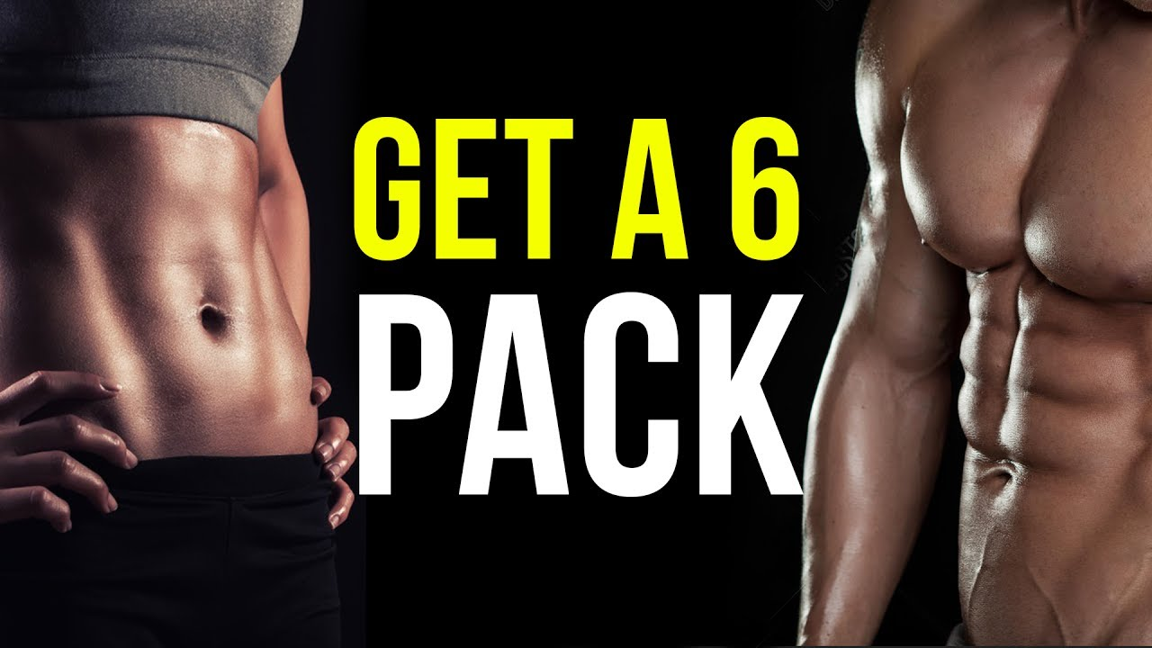 4d005c7b46dce How To Get a SIX PACK - Tips to build muscle and lose belly fat to show  your sexy 6 pack abs!