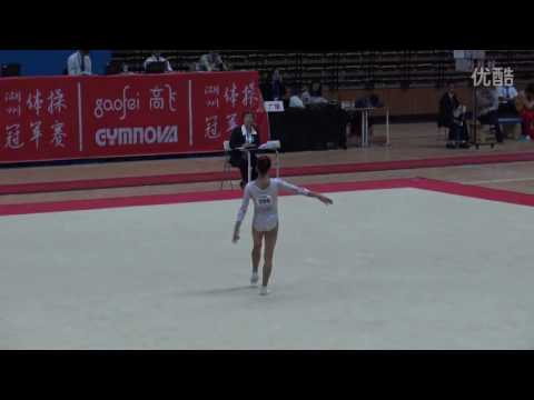 Wu Jing 吴静 - FX Qual - 2016 CHN Individual Nationals Huzhou