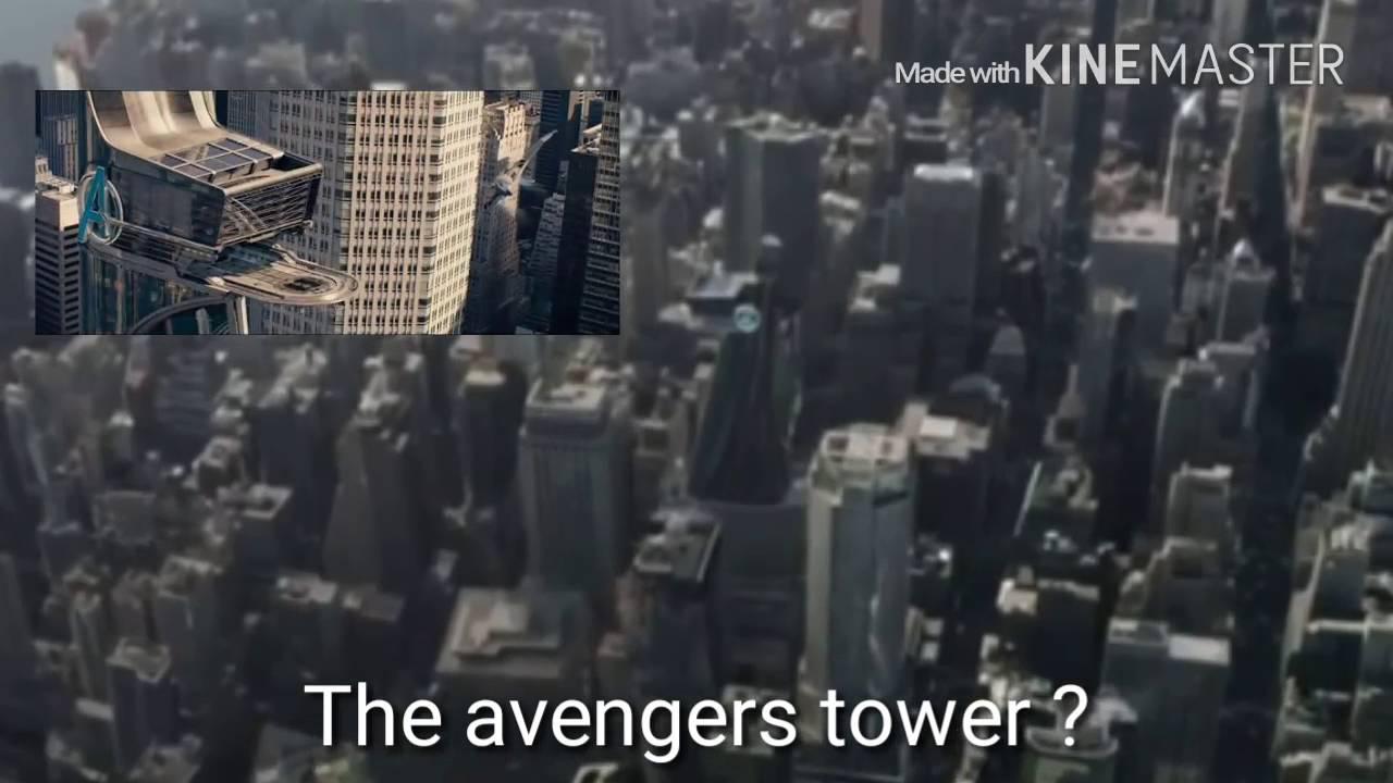 the avengers tower in doctor strange youtube