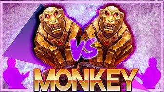 Hearthstone: Golden Monkey Warrior Vs Golden Monkey Warrior