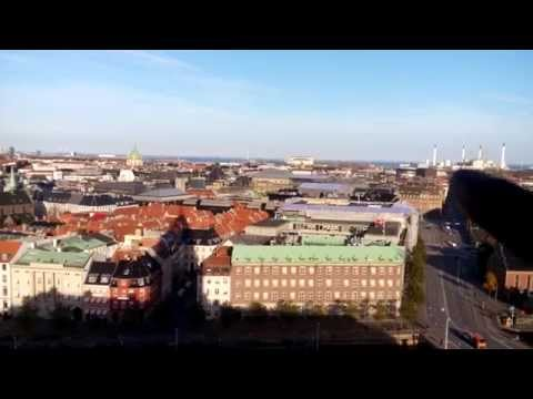 The Tower, Christiansborg Palace -  highest tower in Copenhagen
