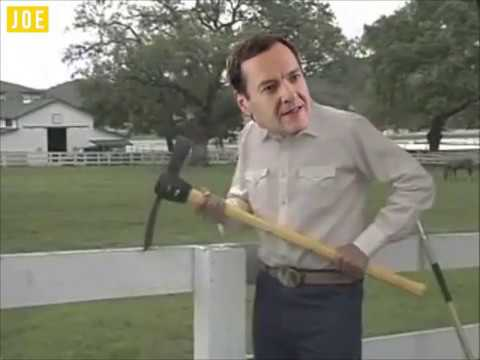 George Osborne has another new job. You'd think he has more than enough already…