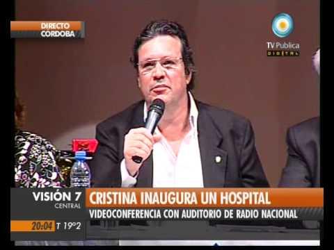 Visión Siete: Reinauguran auditorio de Radio Nacional Córdoba