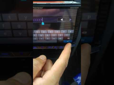 Pioneer Avic won't unlock HDD | FunnyDog TV