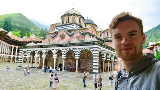 BULGARIA IS BEAUTIFUL 🇧🇬 TRAVELLING TO A MONASTERY IN THE RILA MOUNTAINS