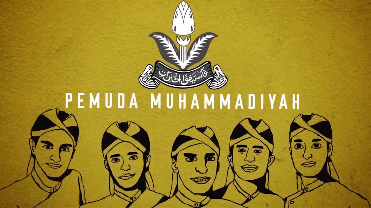 Animasi Profile Pemuda Muhammadiyah - YouTube