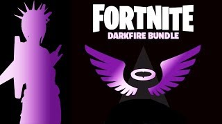 Fortnite *NEW* Darkfire Legendary BUNDLE LEAKED..! (Power Chord, Ark, Omen) Fortnite Battle Royale