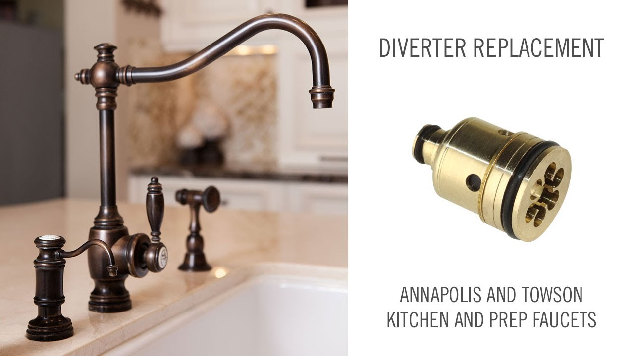 diverter replacement on annapolis and towson kitchen and prep rh youtube com