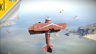 Crop Duster | Grand Theft Auto 5 Cinematic Stunt Montage by KrcekFilms