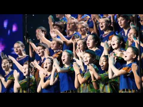 Tygerberg Children's Choir - World Choir Games 2010