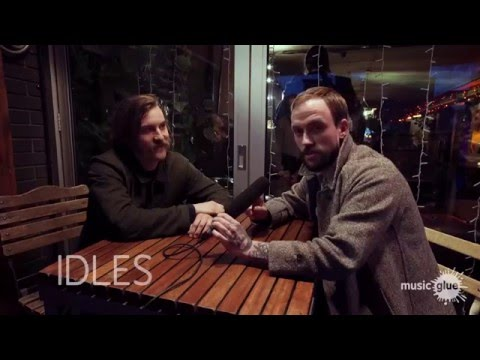 Music Glue Artist Stories #3: Idles