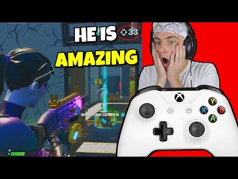 Fortnite Controller Player Is Better Than FaZe Sway??? (so Funny)