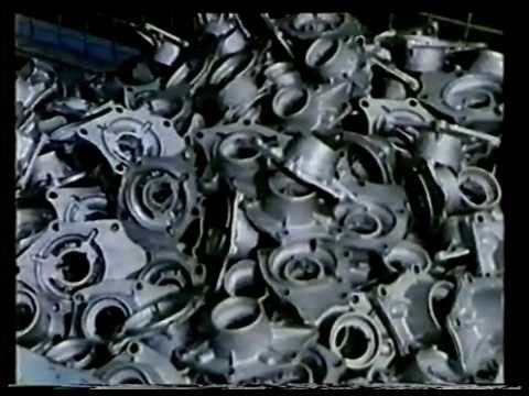 BBC Technical Studies Die and Investment Casting