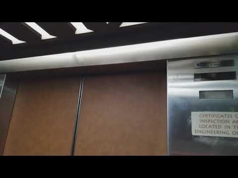 Floors 2-4: Dover Elevator Hilton El Conquistador Hotel Tucson, AZ