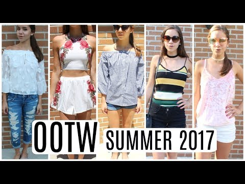 Summer OOTW | Summer Outfit Ideas & Fashion Trends! 2017 ...