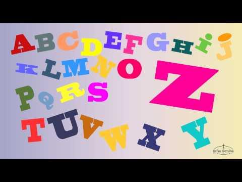 Cantecul Alfabetului   Literele   Cantece pentru copii video