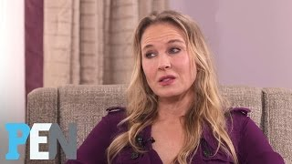 Renée Zellweger Reveals She Took