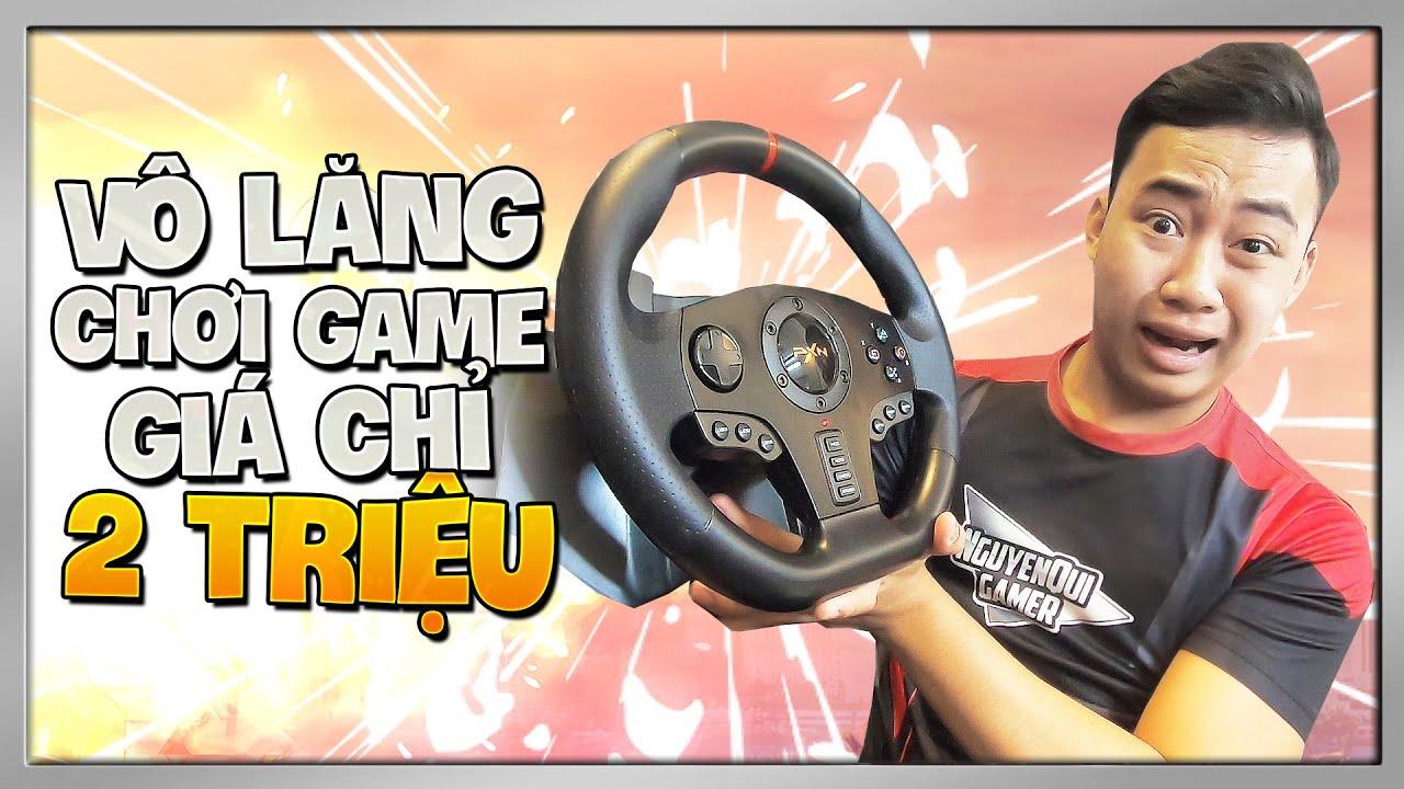 Vô Lăng Chơi Game Cực Rẻ Chỉ 2tr | PXN V900