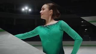 Алинка - чистый изумруд! В Сбербанке денег ей дадут! Alina Zagitova 2018