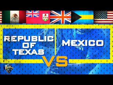 Republic of Texas vs Mexico