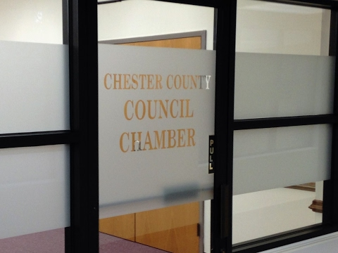 Chester County Council Meeting 3-20-2017 (Part A)
