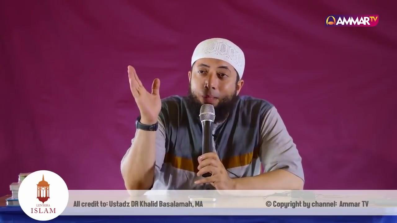 Rumah Tanggamu Adalah Ibadahmu Ceramah Ustadz Khalid ...