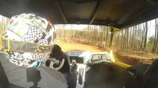 yxz1000r durham town sxs series racing nov 2015