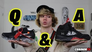 Instagram Q&A Hypebeast Edition My Favorite Rapper, Sneakers, Supreme item