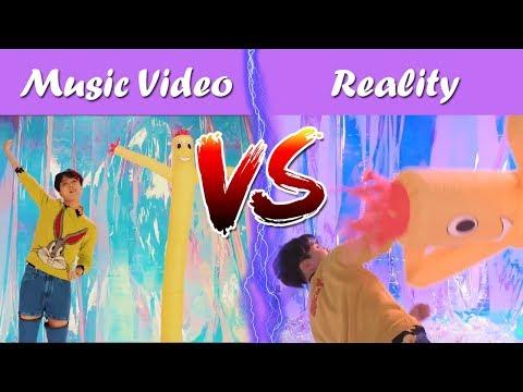 BTS MV Vs REALITY [M]