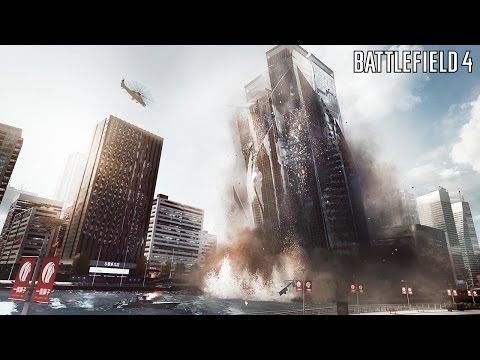 Battlefield 4 Shanghai HD Gameplay (M)(HUN)