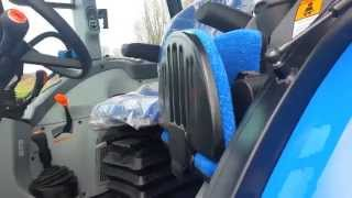 New Holland 2014 T4.95 Cab Tractor